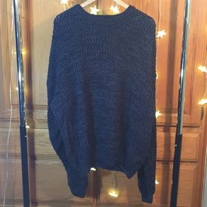 Comfy Vintage Knit X Large Sweater